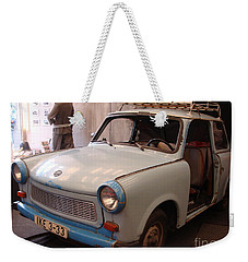 Car In Berlin Weekender Tote Bag