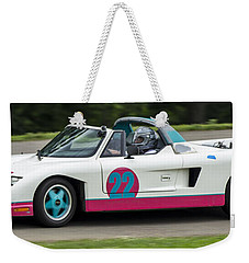 Car No. 22 - 02 Weekender Tote Bag