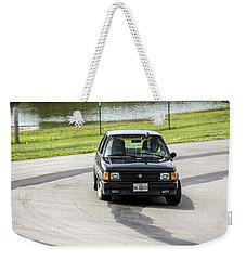 Car No. 76 - 02 Weekender Tote Bag