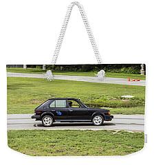 Car No. 76 - 04 Weekender Tote Bag