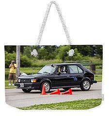 Car No. 76 - 05 Weekender Tote Bag