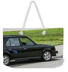 Car No. 76 - 08 Weekender Tote Bag