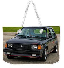 Car Show 002 Weekender Tote Bag
