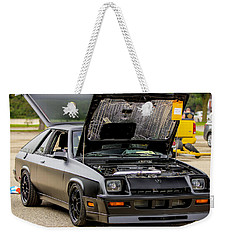 Car Show 051 Weekender Tote Bag