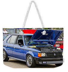 Car Show 078 Weekender Tote Bag