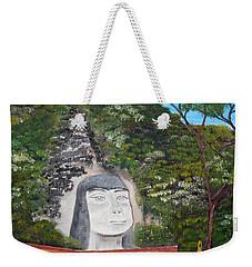 Cara De Indio En Isabela Weekender Tote Bag