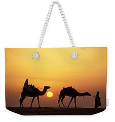 Caravan Morocco Weekender Tote Bag