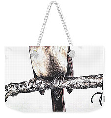 Cardinal Female Weekender Tote Bag