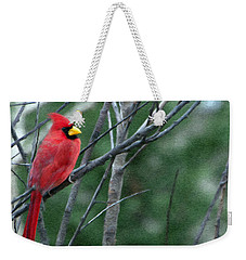 Cardinal West Weekender Tote Bag