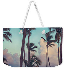 Caribbean Dreams Weekender Tote Bag