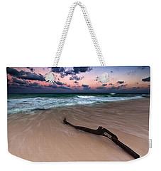 Caribbean Sunset Weekender Tote Bag by Mihai Andritoiu
