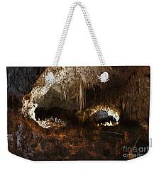 Carlsbad Caverns #3 Weekender Tote Bag by Kathy McClure