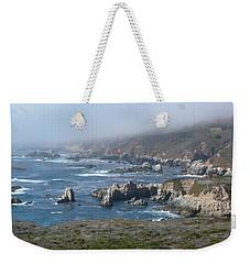 Carmel Coast Weekender Tote Bag