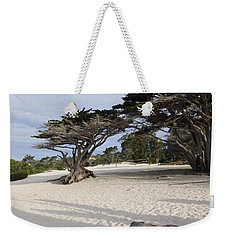 Carmel Weekender Tote Bag by Kandy Hurley