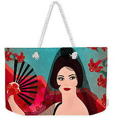 Carmen - Limited Edition 1 Of 15 Weekender Tote Bag