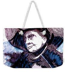Carnak Tribute To Johnny Carson Weekender Tote Bag