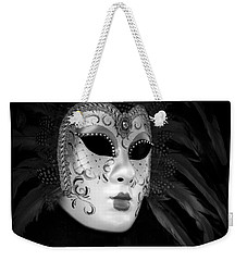Weekender Tote Bag featuring the photograph Carnavale - Venice by Lisa Parrish