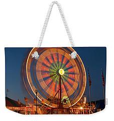 Carnival Weekender Tote Bag