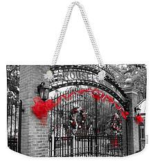 Carousel Gardens - New Orleans City Park Weekender Tote Bag by Deborah Lacoste