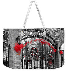 Carousel Gardens - New Orleans City Park Weekender Tote Bag