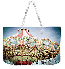 Carousel Top Weekender Tote Bag