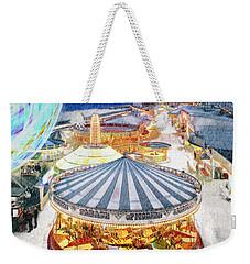Carousel Waltz Weekender Tote Bag