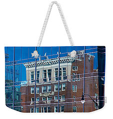 Carpenters Building Weekender Tote Bag