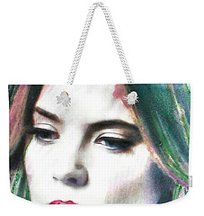 Carrie Stages Weekender Tote Bag by Kim Prowse