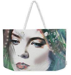 Carrie Under Veil Weekender Tote Bag