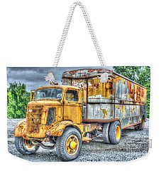 Carrier Weekender Tote Bag