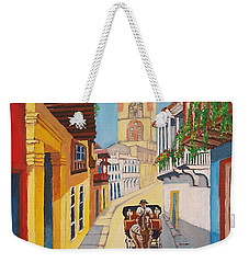 Cartagena's Calash Weekender Tote Bag