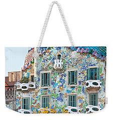 Casa Batllo - Barcelona Weekender Tote Bag