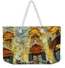 Casa Battlo Weekender Tote Bag by Mo T