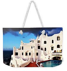 Casa Pueblo Al Mar Weekender Tote Bag