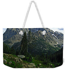 Cascade Creek The Grand Mount Owen Weekender Tote Bag