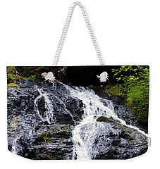 Cascade Falls Weekender Tote Bag