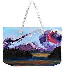 Cascade Light Weekender Tote Bag