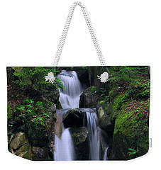 Cascading Brook Weekender Tote Bag