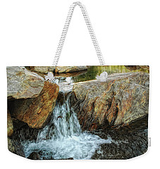 Cascading Downward Weekender Tote Bag