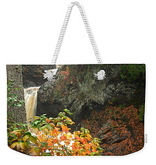 Cascading Steps Weekender Tote Bag by James Peterson