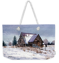 Cache Valley Barn Weekender Tote Bag