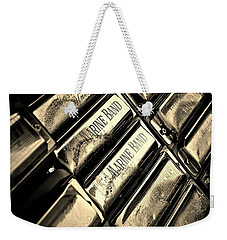 Case Of Harmonicas  Weekender Tote Bag