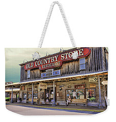 Casey Jones Village Store Weekender Tote Bag