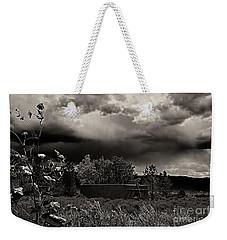 Casita In A Storm Weekender Tote Bag