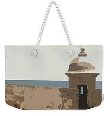 Guard Post Weekender Tote Bag