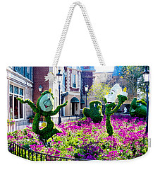 Cast Of The Beast Weekender Tote Bag