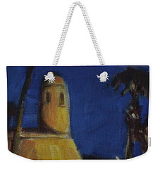 Castillo At Night Weekender Tote Bag
