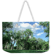 Casting Shadows Weekender Tote Bag