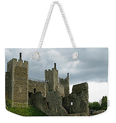Castle Curtain Wall Weekender Tote Bag