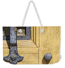 Castle Door IIi Weekender Tote Bag